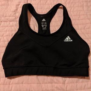 Adidas climate control sports bra size medium